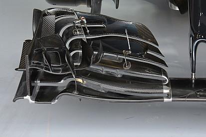 Análise técnica: desenvolvimento da asa dianteira da McLaren