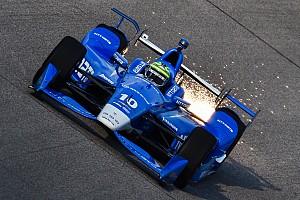 IndyCar Reporte de prácticas Kanaan lidera la primera práctica en Iowa
