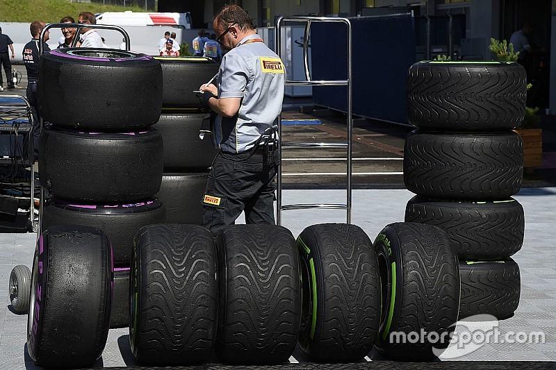 Pirelli recomienda a los equipos cuántas vueltas dar con cada compuesto