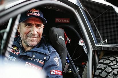 Prologue - Peterhansel premier leader, Loeb troisième
