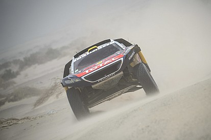 Silk Way Rally – Prologue : The Peugeot 2008 DKRs rapidly into the groove