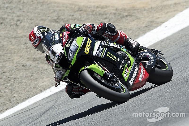 Prima vittoria in carriera per Rea a Laguna Seca. Notte fonda per Ducati