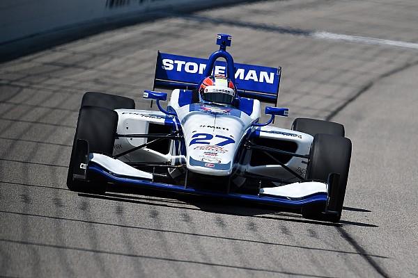 Indy Lights Stoneman brilla en la práctica de Indy Lights