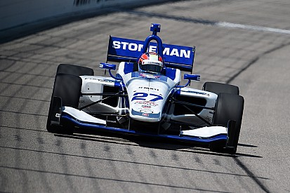 Stoneman brilla en la práctica de Indy Lights