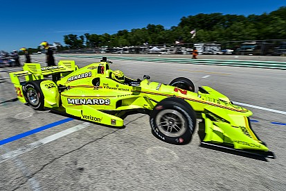 Simon Pagenaud regala al team Penske la pole numero 500