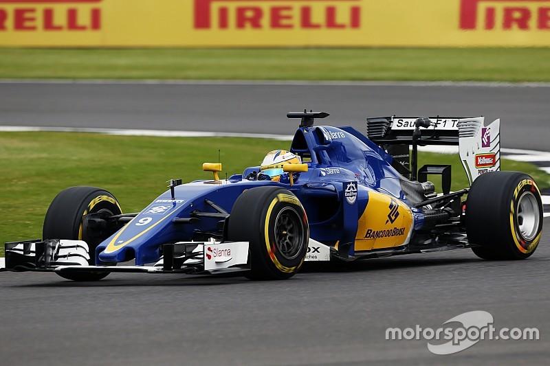 エリクソン、イギリスGP決勝出走にゴーサイン