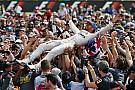 Гран Прі Британії: гонка