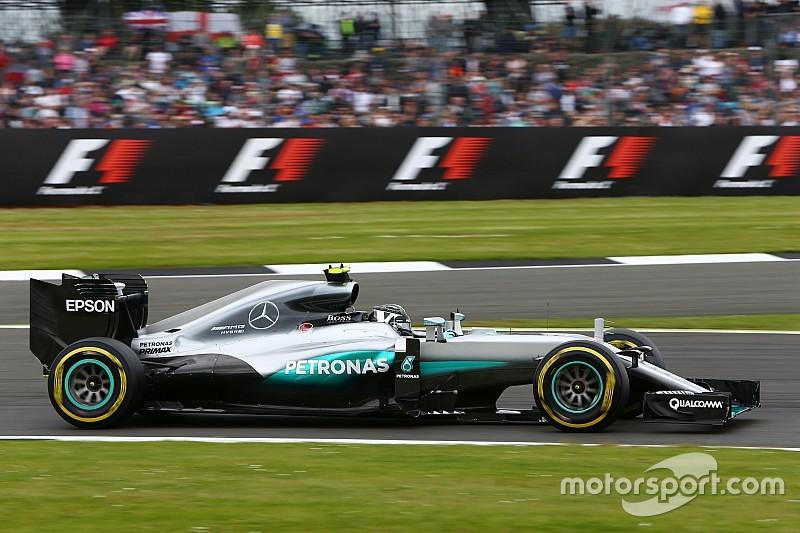 WM-Stand nach 10 von 21 Formel-1-Rennen 2016