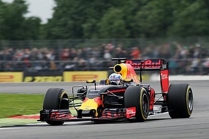 Red Bull revient à pas de géant sur Ferrari