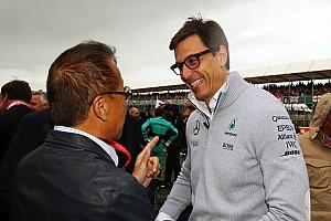 F1 Noticias de última hora Wolff  considera que las comunicaciones en radio deben relajarse un poco