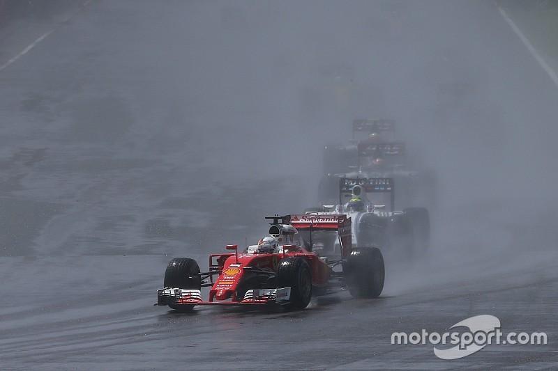 Le calvaire de Vettel, qui chute au cinquième rang du championnat