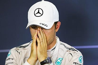 Rosberg penalizado con diez segundos