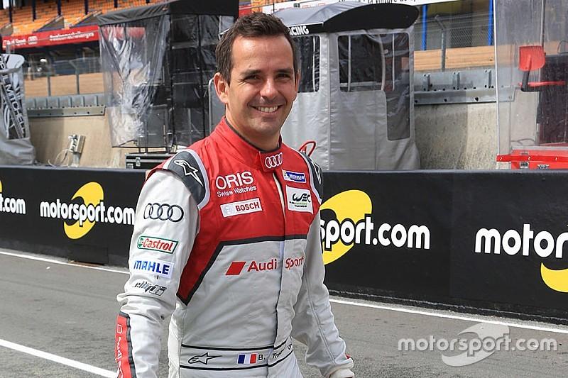 Benoit Treluyer costretto a saltare il Nurburgring per infortunio