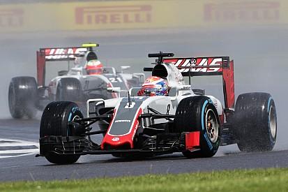 Paniek bij Haas door uitvallen stroom tijdens race Silverstone
