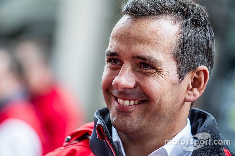 Treluyer se ausentará en el Nurburgring por una lesión en la columna