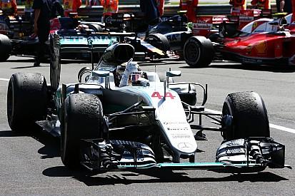 Vitória em casa: o resumo ilustrado do domingo em Silverstone