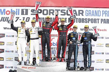 Cameron vence primeira no ano; Fittipaldi é 2º e segue líder