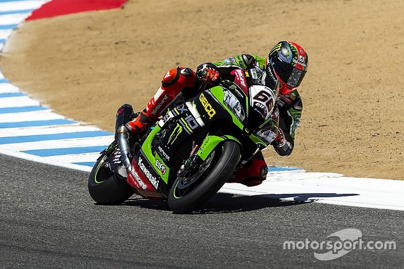 Sykes doma le Ducati e vince gara 2 negli USA, primo ko per Rea