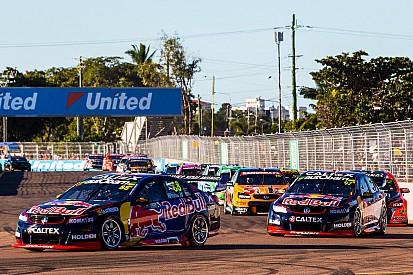 Supercars in Townsville: Whincup und van Gisbergen dominieren