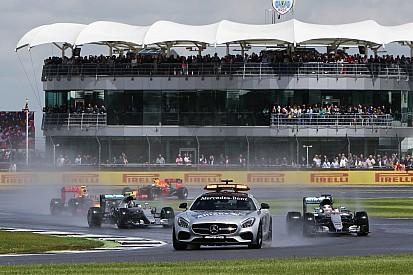 Départ neutralisé - Des pilotes frustrés et un Vettel accusateur envers Pirelli