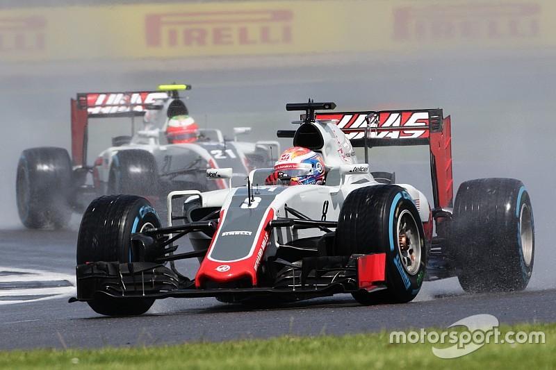 La Haas ha patito un black out nel box durante la gara