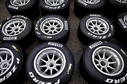 Pirelli kondigt beschikbare compounds voor GP Amerika aan