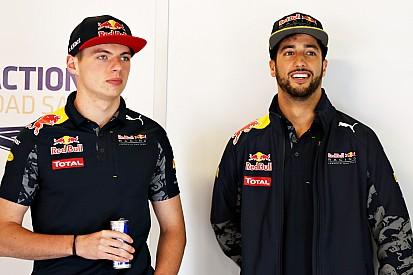 Pas de changement de dynamique entre les pilotes chez Red Bull