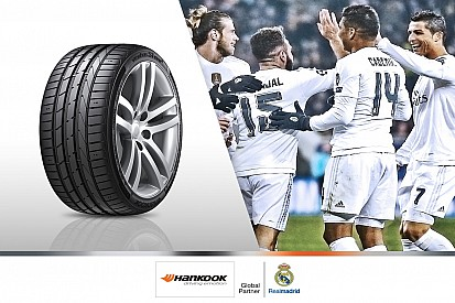 Hankook Tire et le Real de Madrid officialisent leur partenariat