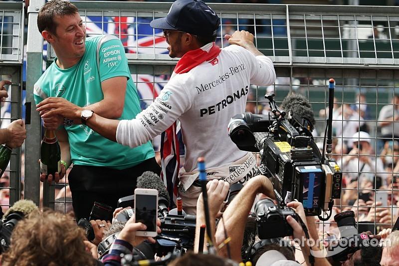 Ascolti TV GP di Gran Bretagna: Sky non patisce la delusione Ferrari