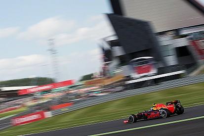 Alineación de pilotos en el test post gp de F1 en Silverstone
