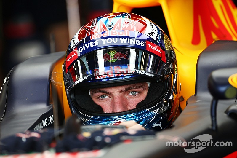 Verstappen, elegido Piloto del día del GP de Gran Bretaña