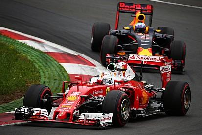 Vettel diz que Ferrari não se preocupa com Red Bull