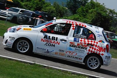 Olivier Bédard remporte la 2e course au Canadian Tire Motorsport Park