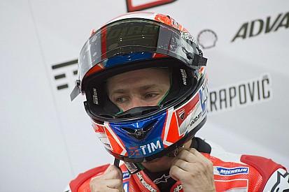 Stoner: áreas de escape da Áustria são perigosas para MotoGP