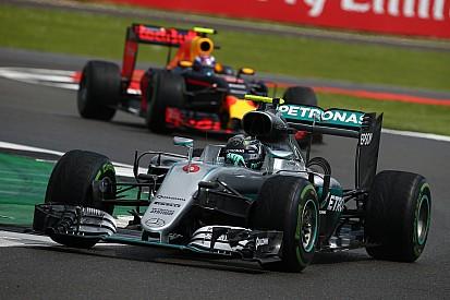 Pénalité de Rosberg - Mercedes retire son appel