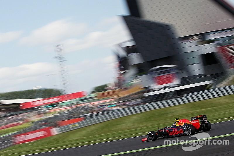 تشكيلة السائقين المشاركين في اختبارات سيلفرستون للفورمولا واحد