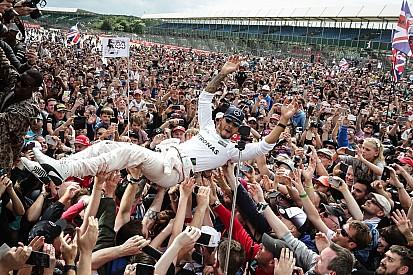 分析:为什么汉密尔顿在英国大奖赛上势不可挡