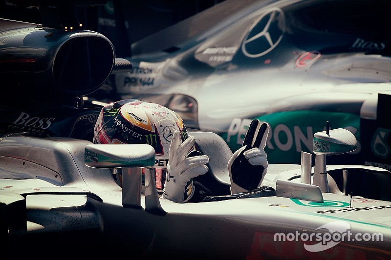Fotoğraflarla Britanya Grand Prix'si