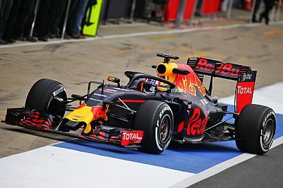 Red Bull teste le Halo à Silverstone