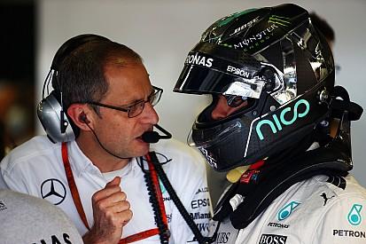 Rosberg tendrá que esperar sobre su caja de cambios