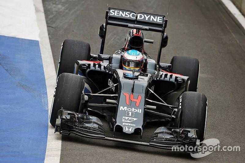 Alonso en tête des essais de Silverstone à la mi-journée