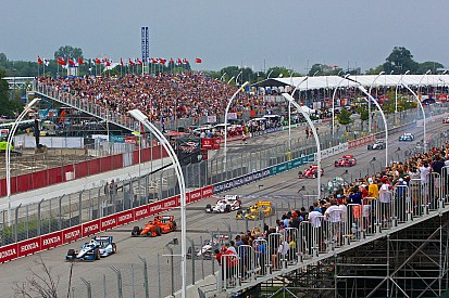Week-end intense au Honda Indy de Toronto