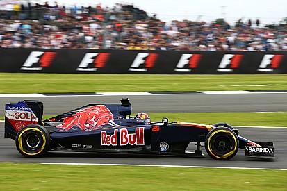 Kvyat - Un rythme de course comparable à celui de Ferrari à Silverstone