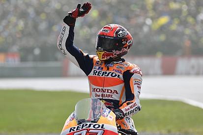 GP da Alemanha: Márquez chega a pista onde vence desde 2010