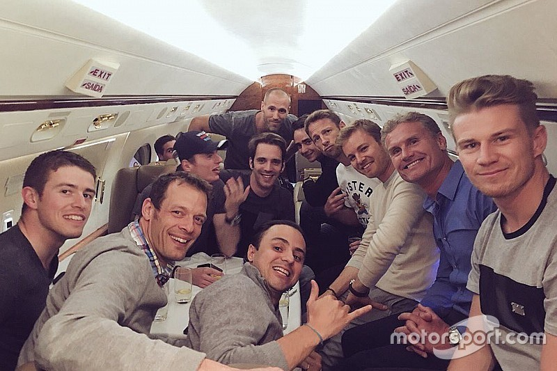 Quem paga o avião alugado pelos pilotos da F1?