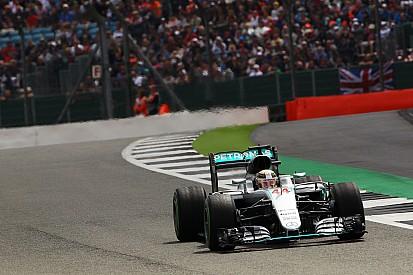 مرسيدس: السباقان المقبلان سيحدّدان العقوبة على محرّك هاميلتون