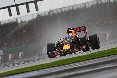 """Ricciardo: """"No creo en la suerte o cualquier basura así"""""""