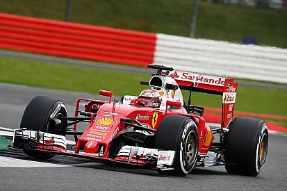 Räikkönen conclut les tests de Silverstone en tête