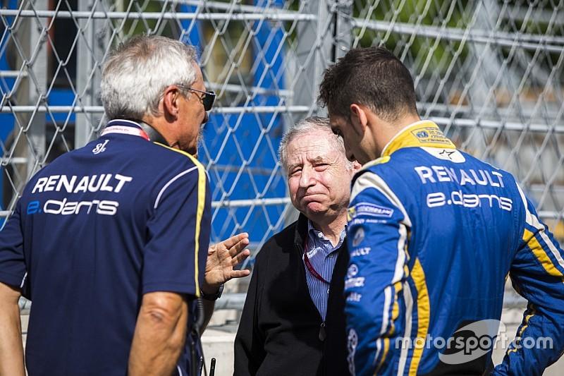 Ora la Renault e.dams chiede qualifiche differenziate per i big