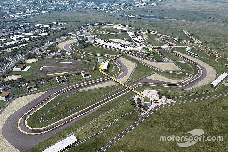 Tegenslag voor MotoGP-locatie Circuit of Wales